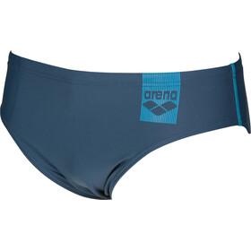 arena Basics Zwemslip Heren, shark/turquoise